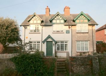Thumbnail 2 bed terraced house to rent in High Street, Angmering, Littlehampton