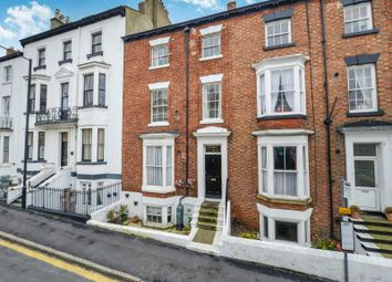 Thumbnail 2 bed flat for sale in Belle Vue Terrace, Whitby, North Yorkshire