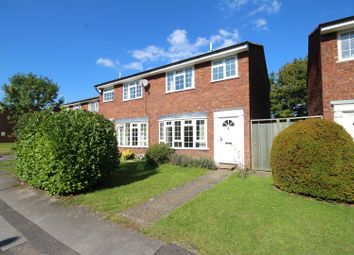 Thumbnail 3 bed semi-detached house to rent in Mandeville Close, Guildford