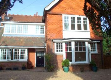 Thumbnail 3 bed flat to rent in Cuthbert Road, Westgate-On-Sea