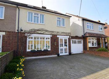 Thumbnail 5 bedroom semi-detached house for sale in Harold Road, Dartford, Kent