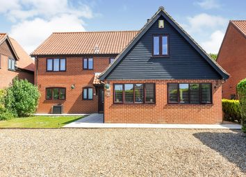 5 bed detached house for sale in Norwich Road, Attleborough NR17