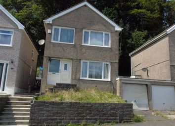 Thumbnail 3 bed detached house for sale in Trewyddfa Road, Morriston, Swansea