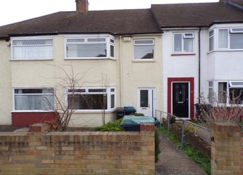 Thumbnail 3 bed terraced house to rent in Wye Road, Gravesend