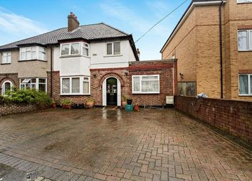 Thumbnail 6 bed semi-detached house for sale in Manor Road, Mitcham