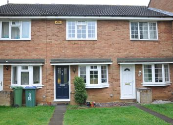 Thumbnail 2 bedroom terraced house for sale in Redshaw Close, Buckingham