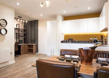 Thumbnail 1 bed flat for sale in Warley HQ, Eagle Way, Great Warley, Brentwood, Essex