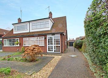 Thumbnail 3 bed bungalow for sale in Catherine Street, Barton-Upon-Humber, Lincolnshire