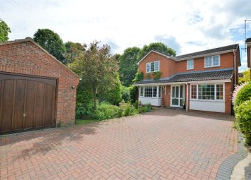 Thumbnail 4 bed detached house for sale in Woodhead Close, Stamford