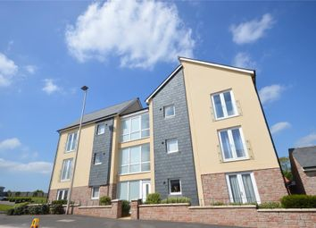 Thumbnail 1 bed flat to rent in Younghayes Road, Cranbrook, Exeter, Devon