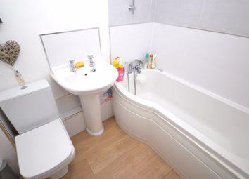 Thumbnail 1 bed flat to rent in Brabourn Gardens, Hemlington, Middlesbrough