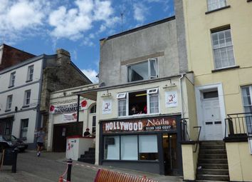 Thumbnail 1 bed flat to rent in First Floor Flat, 15 Beaufort Square, Chepstow