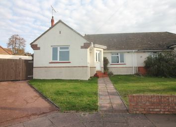 Thumbnail 2 bed semi-detached bungalow for sale in Fontwell Close, Findon Valley