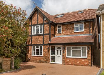 Thumbnail 5 bed detached house for sale in Fowler Close, Maidenbower, Crawley