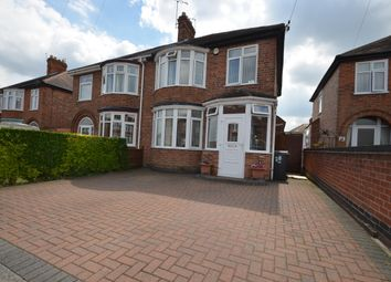 Thumbnail 3 bed semi-detached house to rent in Belle Vue Avenue, Leicester