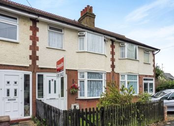 Thumbnail 3 bed terraced house for sale in Copleston Road, Ipswich
