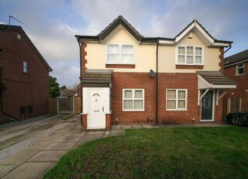 Thumbnail 2 bed semi-detached house to rent in Woodville Road, Ince, Wigan