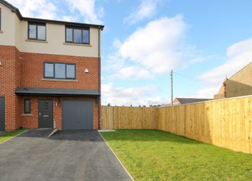 Thumbnail 3 bed mews house for sale in Norman Road, Oswaldtwistle, Accrington