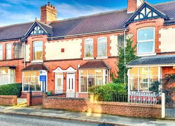 Thumbnail 3 bed terraced house to rent in London Road, Nantwich
