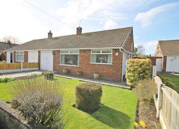 Thumbnail 3 bedroom semi-detached bungalow for sale in Burnham Close, Penketh, Warrington