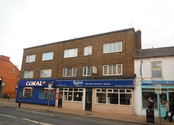 Thumbnail 2 bed maisonette to rent in Wellingborough Road, Northampton