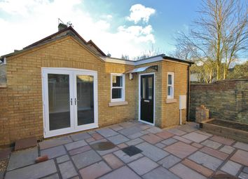 Thumbnail 1 bed detached bungalow for sale in Montagu Road, Huntingdon, Cambs