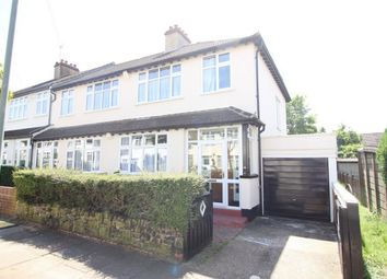 Thumbnail 3 bed end terrace house for sale in Sheringham Road, Anerley, London