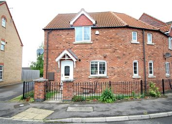 Thumbnail 2 bed end terrace house to rent in Woodrow Place, Spalding