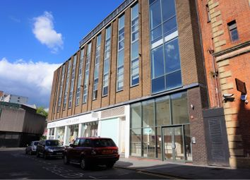 Thumbnail 2 bed flat for sale in Thurland Street, Nottingham