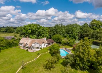 Thumbnail 6 bed cottage for sale in Little Ann, Andover, Hampshire