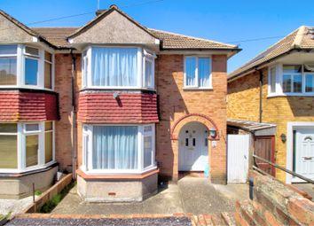 Thumbnail 3 bed end terrace house for sale in Maidstone Road, Rainham, Gillingham
