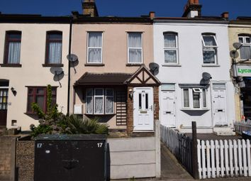Thumbnail 2 bedroom terraced house for sale in High Road, Chadwell Heath, Romfod