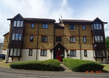 Thumbnail 2 bed flat to rent in Redwood Grove, Bedford