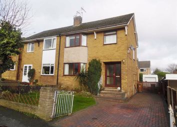 Thumbnail 3 bed semi-detached house to rent in Hafod Park, Mold, Flintshire