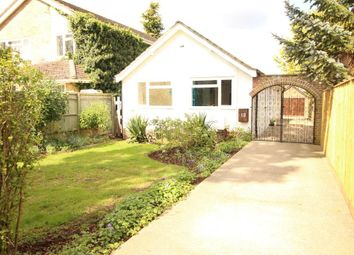 Thumbnail 2 bed detached bungalow for sale in Brading Way, Purley On Thames, Reading
