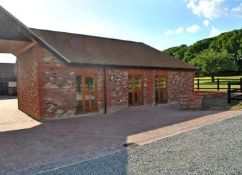 Thumbnail 2 bedroom barn conversion to rent in Rookmore Farm West Ashling Road, Hambrook