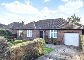 Thumbnail 4 bed detached bungalow for sale in Furze View, Chorleywood, Rickmansworth, Hertfordshire