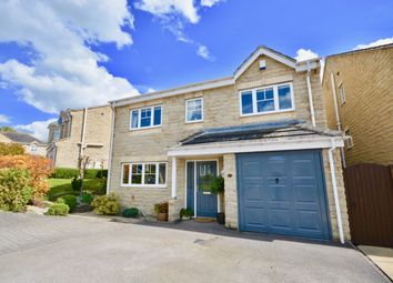 Thumbnail 4 bed detached house for sale in The Meadows, Silkstone Common, Barnsley
