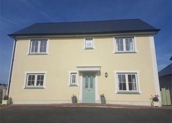 Thumbnail 3 bed detached house for sale in Aberbanc, Penrhiwllan, Llandysul