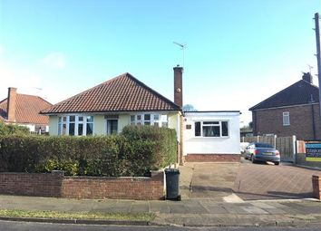 Thumbnail 3 bedroom bungalow for sale in Oulton Road, Ipswich