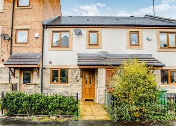 Thumbnail 3 bed terraced house for sale in Greenlea Court, Huddersfield, West Yorkshire