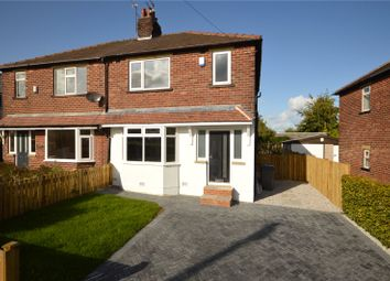 3 bed semi-detached house for sale in Westbourne Drive, Guiseley, Leeds, West Yorkshire LS20