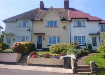 Thumbnail Terraced house for sale in Arcot Park, Sidmouth