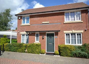 Thumbnail 3 bed detached house to rent in Scotney Close, Croxley Green, Rickmansworth