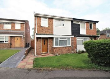 Thumbnail 3 bed semi-detached house for sale in Montrose Walk, Calcot, Reading, Berkshire