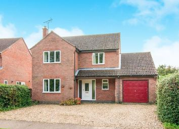 Thumbnail 4 bed detached house for sale in Saham Toney, Thetford, Norfolk