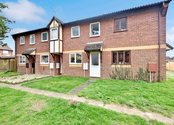 Thumbnail 2 bed terraced house for sale in Thyme Close, Thetford, Norfolk