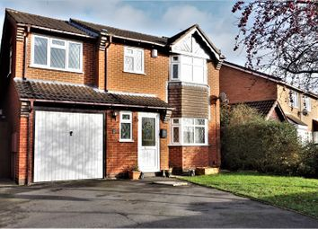 Thumbnail 4 bedroom detached house for sale in Coldstream Close, Hinckley
