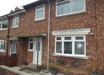Thumbnail 3 bedroom property for sale in Bradford Crescent, Gilesgate, Durham, County Durham