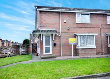 Thumbnail 2 bed flat for sale in Clumber Court, Warsop, Mansfield, Nottinghamshire